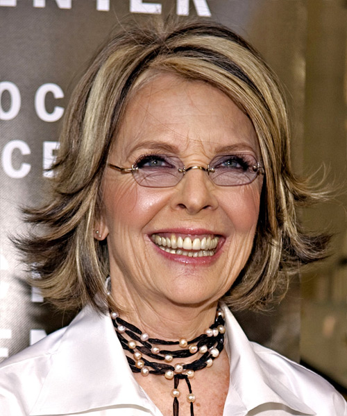 Diane Keaton  | Famous Celebrity Bible