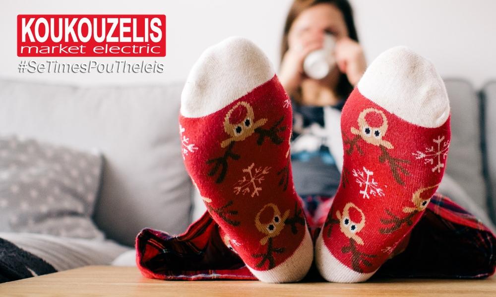 Christmas @ KOUKOUZELIS market electric