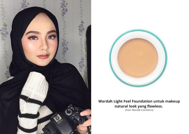 Tutorial Makeup Wardah yang simple & natural dengan 5 langkah mudah