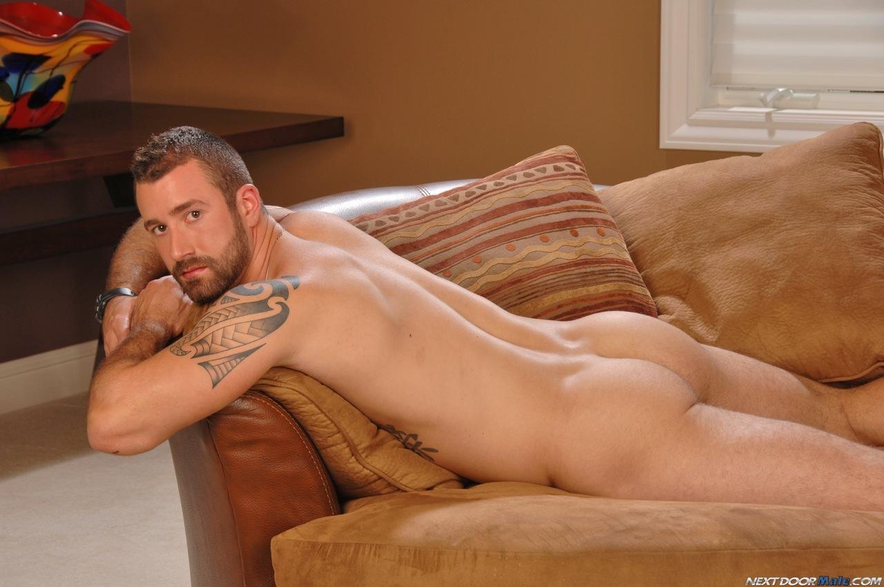 >bearded guy vinny castillo jerks off for next door male ...
