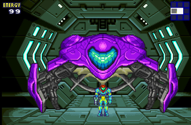 Metroid Fusion - Español - Captura 3
