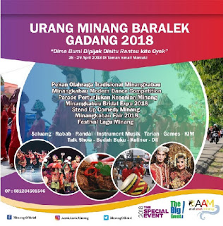 event acara bulan april 2018