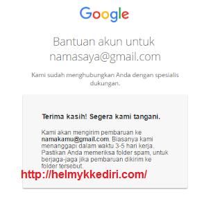 akun google yang dihack12
