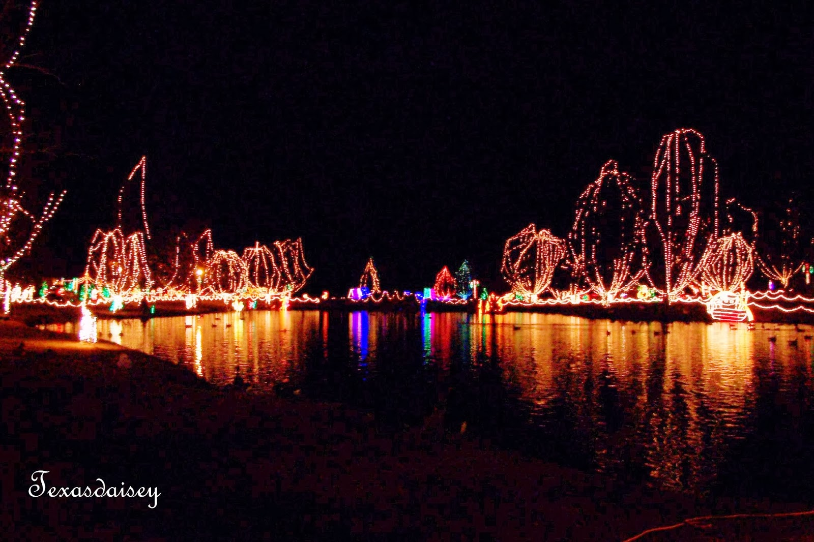 chickasha ok festival of light - Chickasha Christmas Lights
