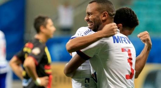 Copa do Brasil: Bahia vence o Globo FC e se classifica