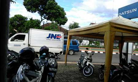 Tempat & Cara Ambil Paket Kiriman di JNE Wonosobo