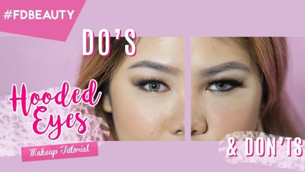 Tips Menggunakan Make Up Untuk Mata Sipit