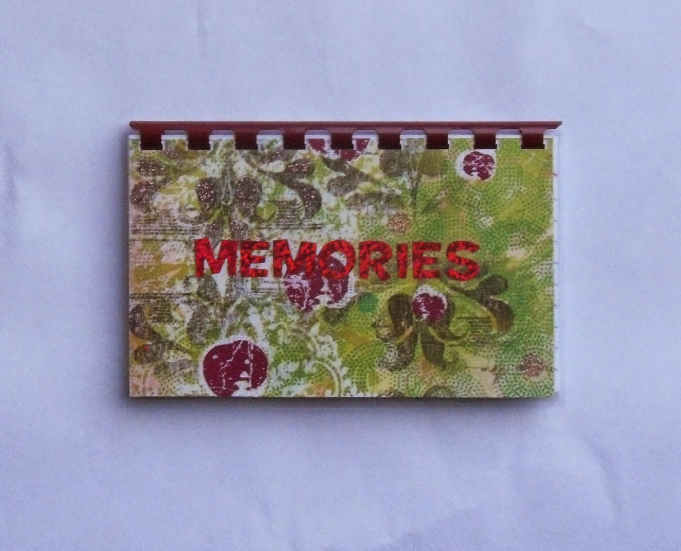 handmade red and green memories blank recipe book?ref=shop_home_active_22