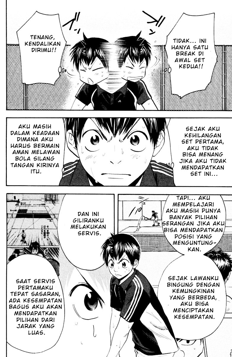 Baca Komik Baby Steps Chapter 122 Bahasa Indonesia Kintamaindo