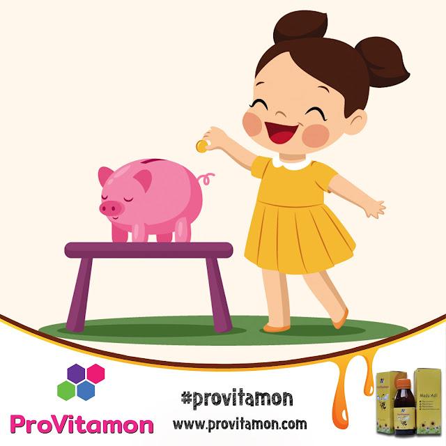 Manfaat Madu Anak Provitamon