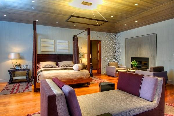 Decoración paredes dormitorio