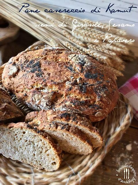 ricetta del pane veloce