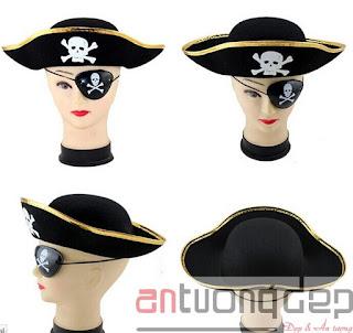 bán nón cướp biển hcm