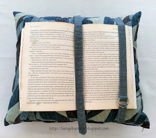 Almofada para leitura