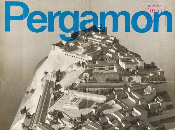 Berlin, Pergamon Museum, Pergame, © L. Gigout, 1990