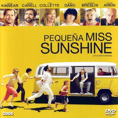 Pequeña Miss Sunshine - [2006]