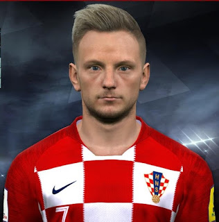 PES 2017 Faces Ivan Rakitić by Facemaker Huseyn