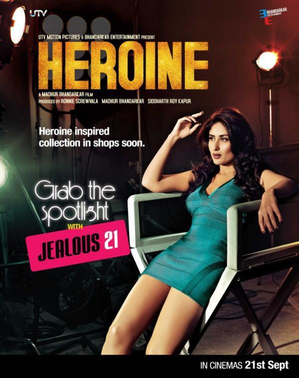 Movies Blog: Sexy Heroine Kareena Kapoor in Halkat Jawani ...