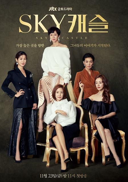 Drama Korea SKY Castle Subtitle Indonesia