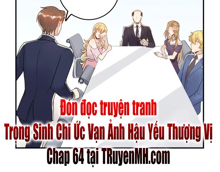 Trong Sinh Chi Ức Vạn Ảnh Hậu Yếu Thượng Vị Chap 63 page 49 - Truyentranhaz.net