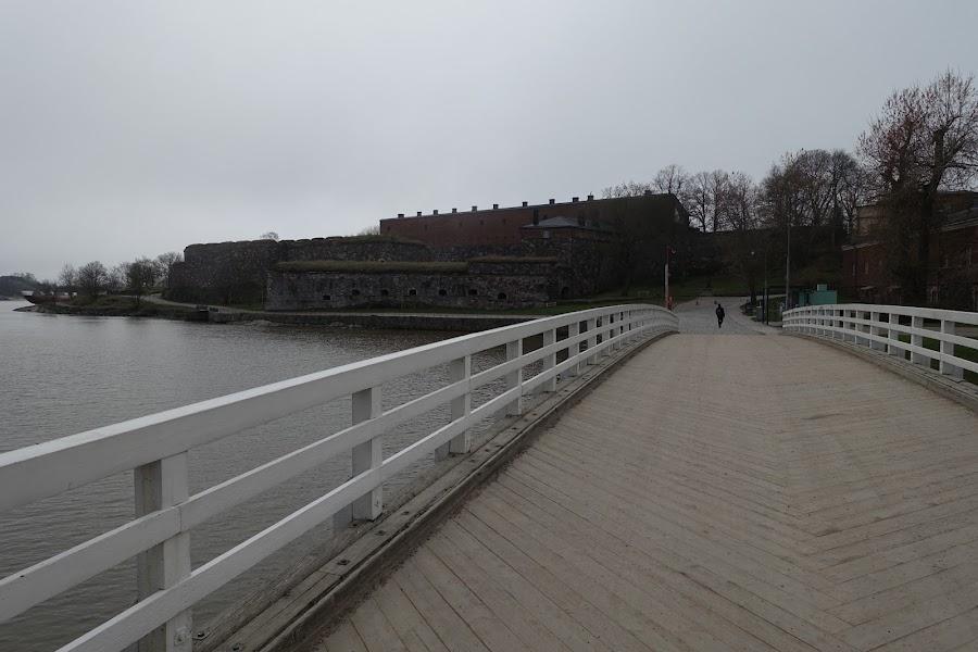 スシサーレン橋スオメンリンナ(Susisaaren silta Suomenlinna)