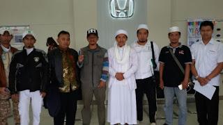 FPI Bekasi Raya datangi dealer Honda Mitra Jatiasih