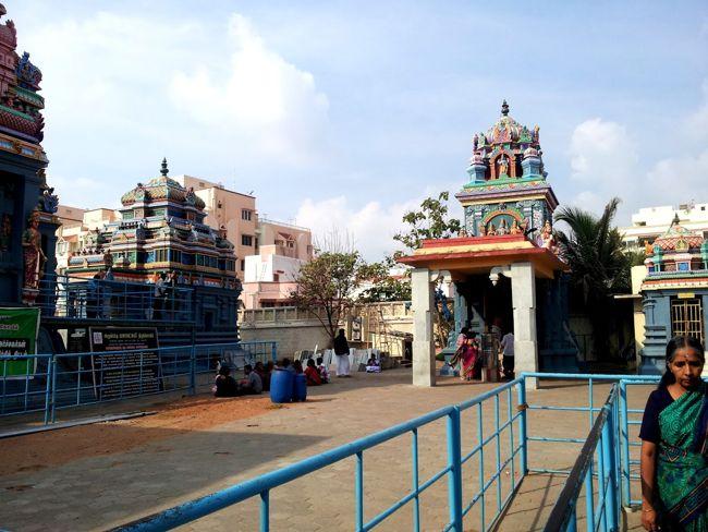 Sri Mahalakshmi Temple Complex
