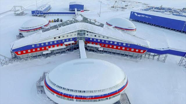 """""""Occidente no puede encarar a Rusia en en el control del Ártico"""""""