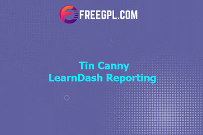 Tin Canny LearnDash Reporting Nulled Download Free