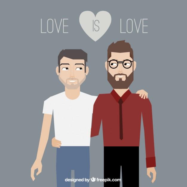 6d710bb1be Muita gente nunca teve contato com um casal gay na intimidade de seu lar.  Para muita gente