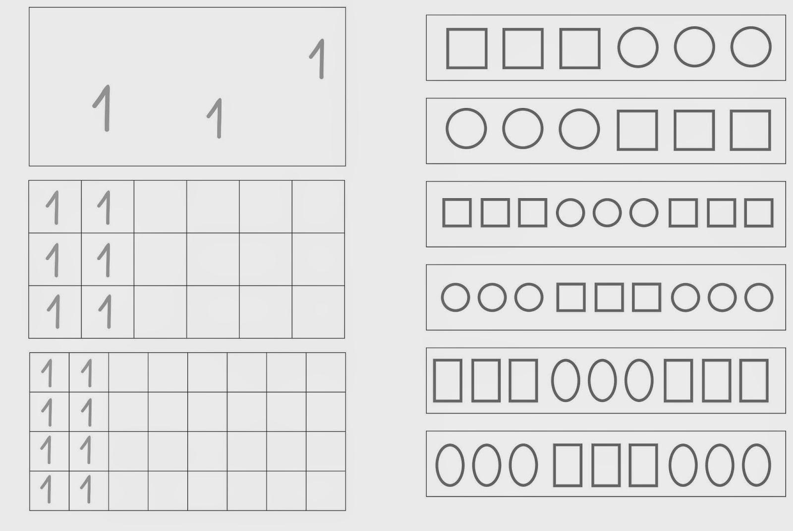 lernst bchen ziffern schreiben von 1 bis 3 2. Black Bedroom Furniture Sets. Home Design Ideas