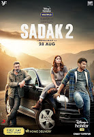 Sadak 2 (2020) Full Movie [Hindi-DD5.1] 720p HDRip ESubs Download