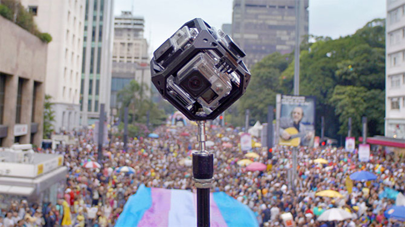 Google divulga vídeo incrível em 360º de Paradas LGBT do mundo todo