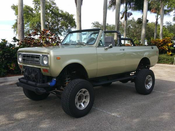 1977 International Harvester Scout Traveler For Sale
