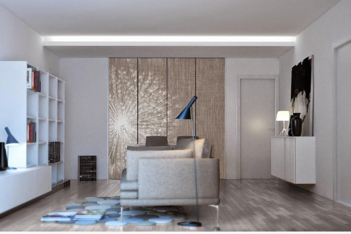 rendering carta da parati su armadio arredi morselli. Black Bedroom Furniture Sets. Home Design Ideas