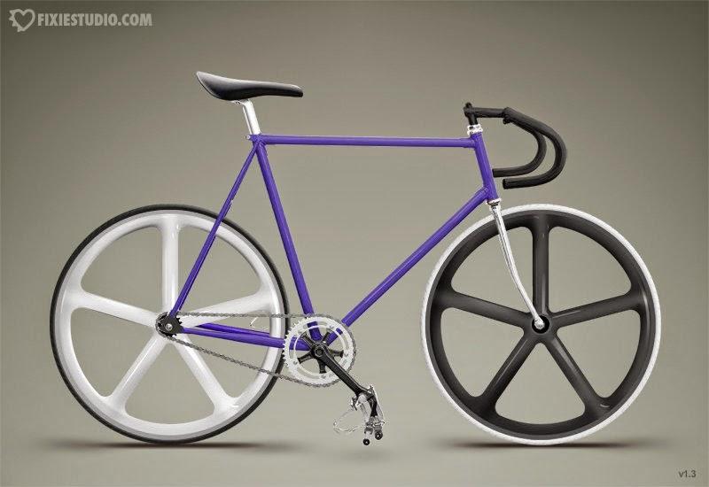 Sepeda Fixie Lovers dan Sepeda Standard Lainya: Jual