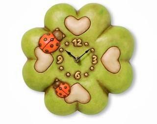 Orologi da parete thun idea regalo per for Idee regalo per casa nuova amici