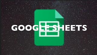 Google Sheets image.