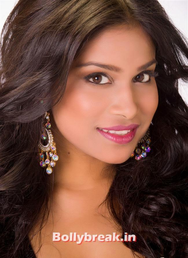 Miss Guyana, Miss Universe 2013 Contestant Pics