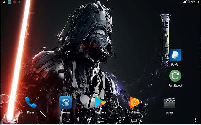 Star Wars Darth Vader Live Wallpaper For Android And Ios