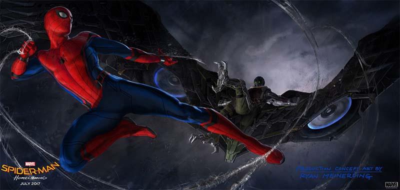 Spider-Man Homecoming par Jon Watts
