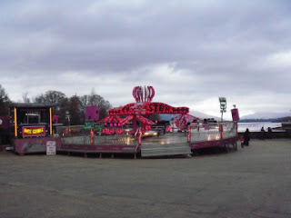 Funfair at Loch Lomond