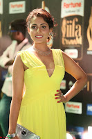 Madhu Shalini Looks Super Cute in Neon Green Deep Neck Dress at IIFA Utsavam Awards 2017  Day 2  Exclusive (54).JPG