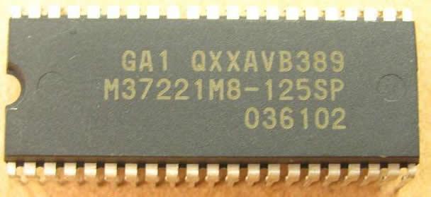 ic M37221M8