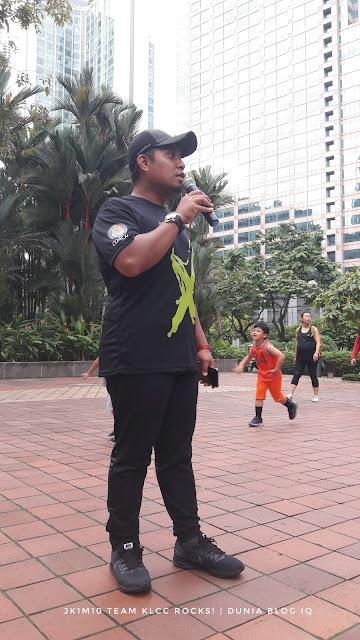 Cabaran Jom Kurus 1 Malaysia Kini Bermula!