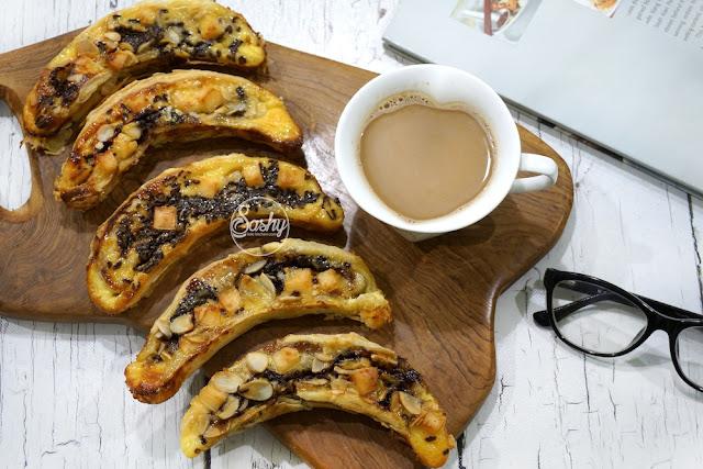 Banana Milk Pastry