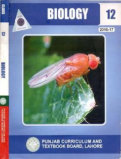 12th Class (Inter Part-2) Text Book of Biology (Pdf Format) - educatedzone.com