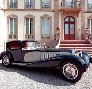 Bugatti Clasic Royale 41