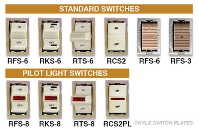 Kyle Switch Plates  How to Replace a Low Voltage    GE    Switch   Relay  Install Tips