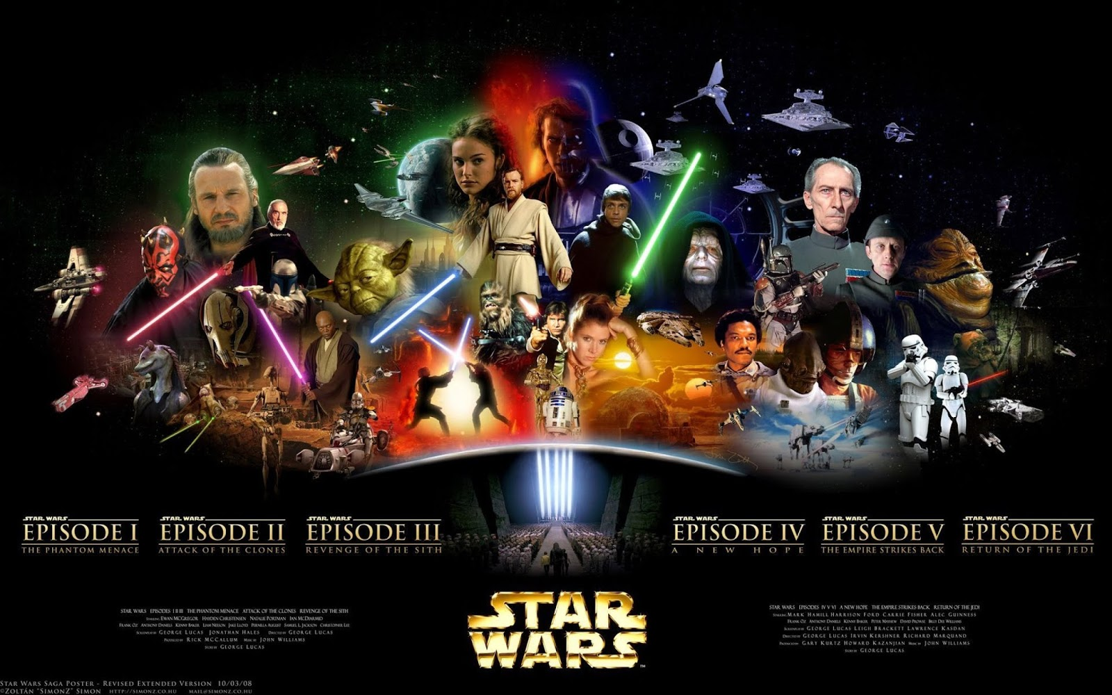 42 Star Wars Wallpapers Hd Wallpaper Carax
